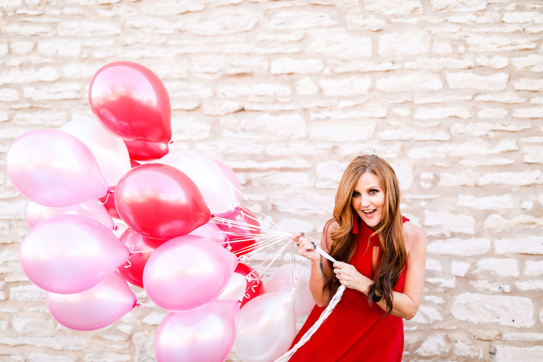 Danielle Birthday Balloons