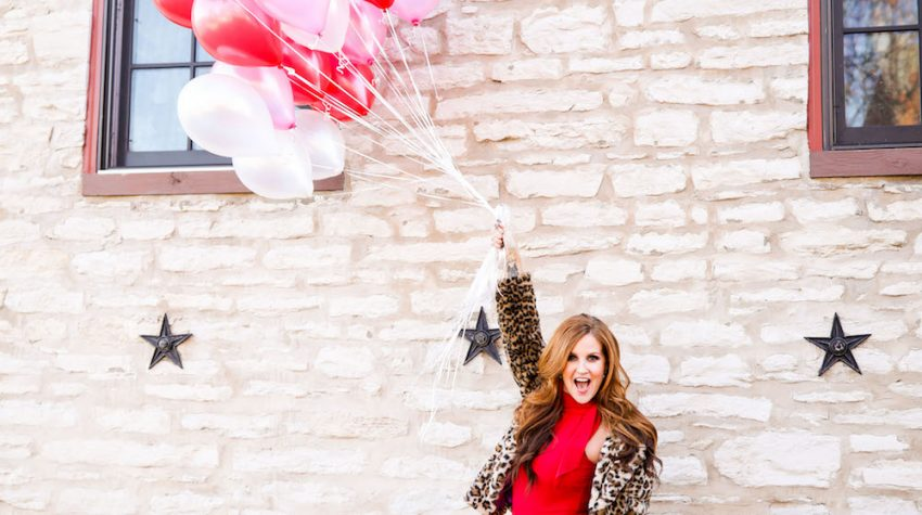 The Gifts of Sobriety: 500 Days and Counting - Danielle Main Street Balloons